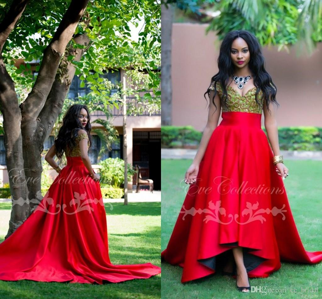 Ghana Prom Dress