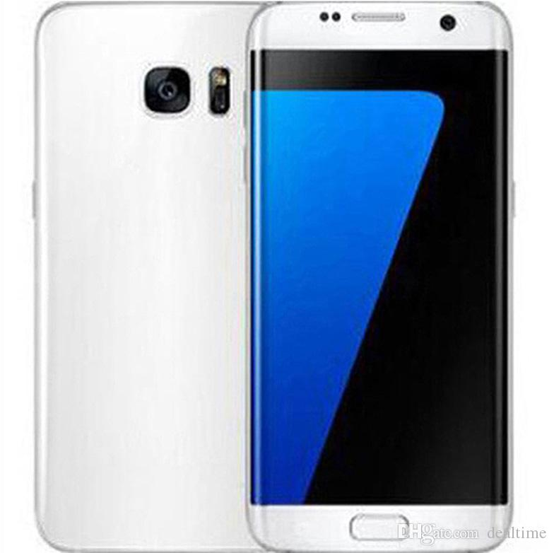 1:1 goophone s7 edge clone Metal frame Android 6.0 5.5 inch 13MP Smartphone cell phone real 1GB/8GB