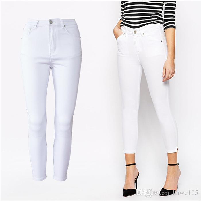Discount Stylish White Jeans | 2017 White Stylish Jeans Men on ...