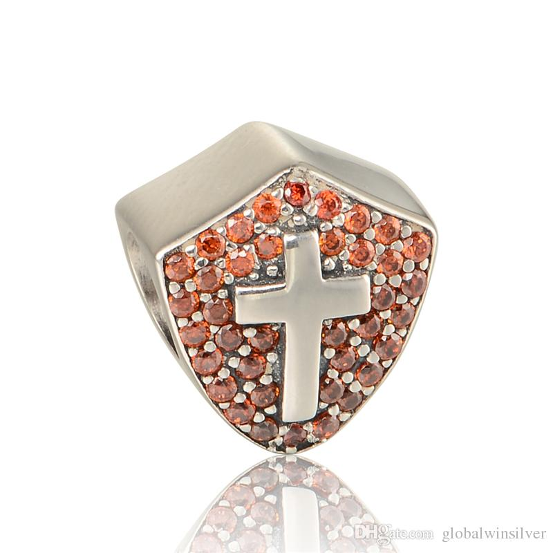 2017 religious cross charms s925 sterling silver wholesale