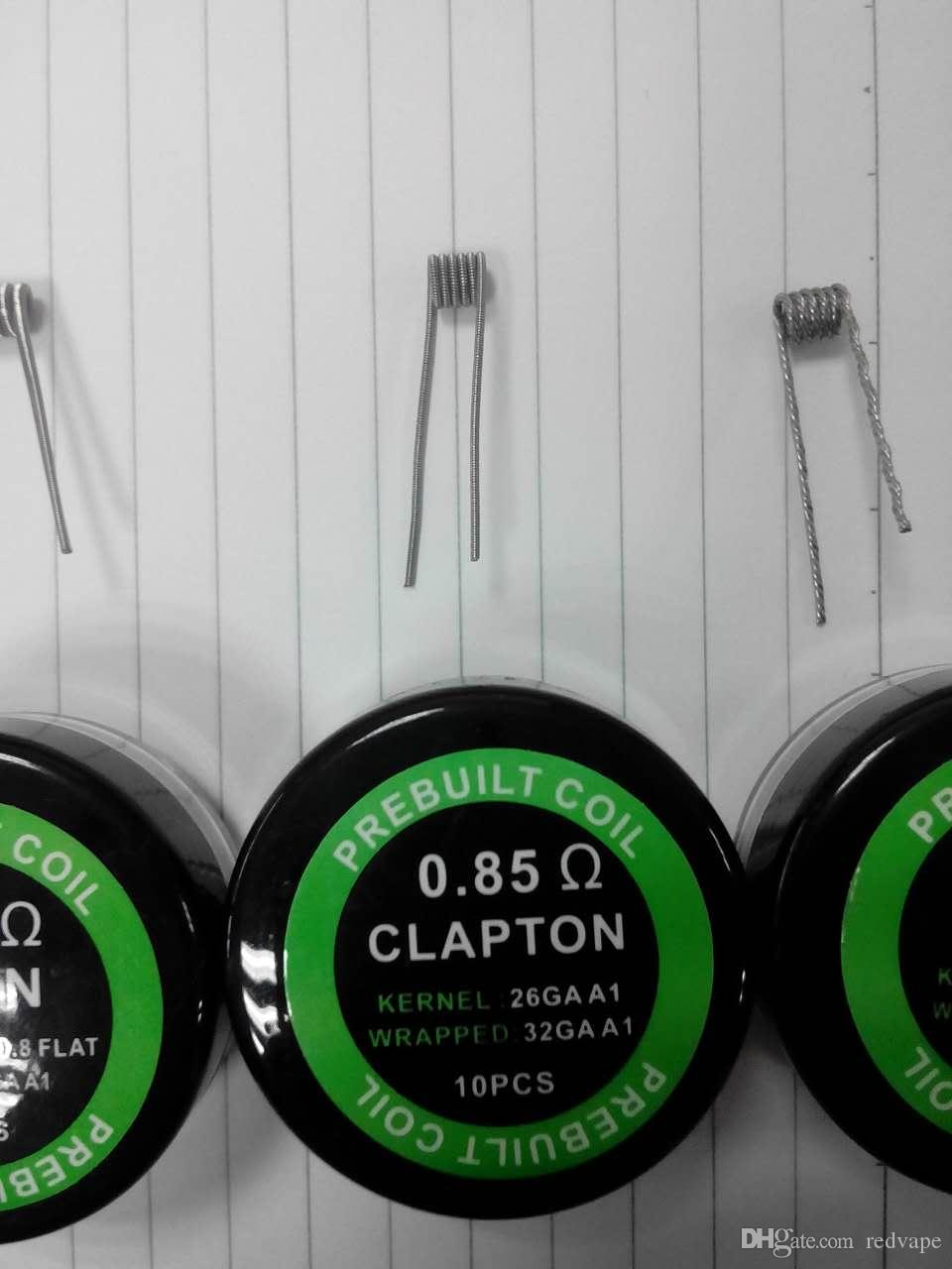 DHL Free Alien Fused Clapton Flat Mix Twisted Hive Quad Tiger 9 ...