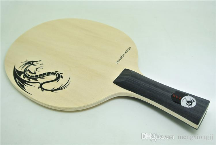 See larger image. Original XVT DRAGON WOOD Table Tennis Blade   Table Tennis Paddle