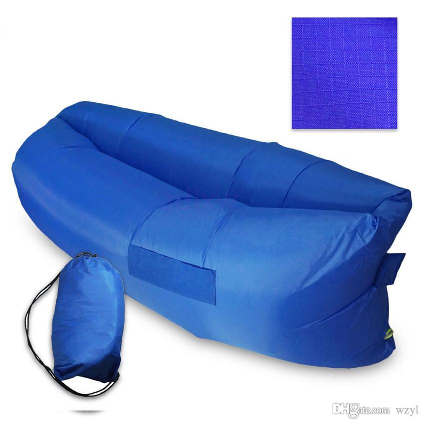 Single Air Air Portable Inflatable Sofa Lazy Sofa Sofa Sleeping Bag  Lazybones Air Inflatable Sofa Bed Part 11
