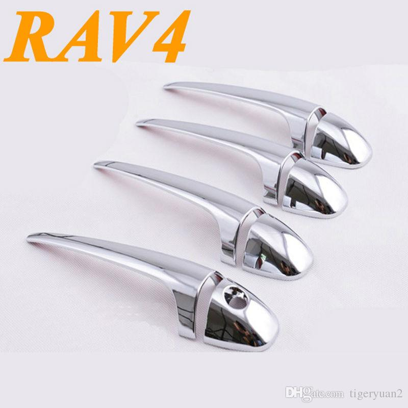 2017 2013 2014 2015 Toyota Rav4 Rav 4 Car Door Handle Cover Trim Abs Chrome Exterior Door Handle