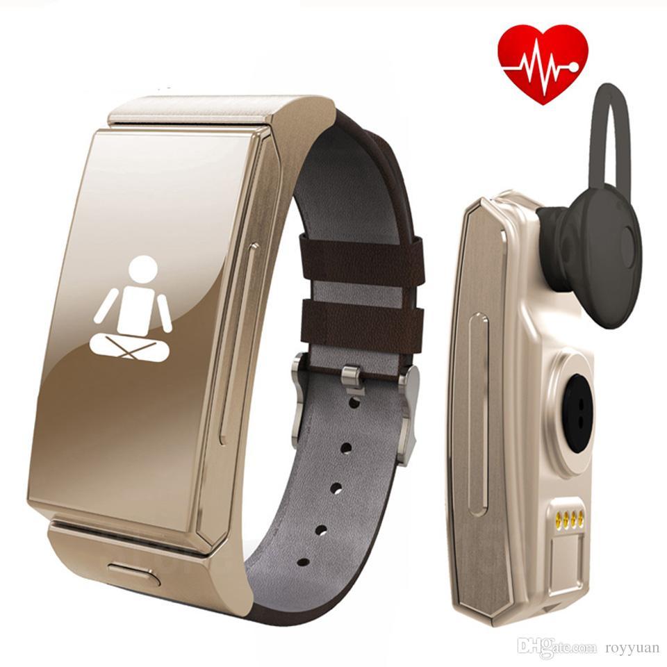 Smart Watch Uwatch U20 Umini Bluetooth Smart Band Earphone ...