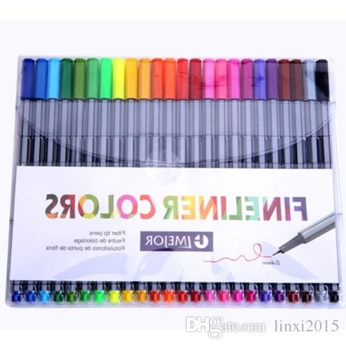 2018 Wholesale Fineliner Pen Sketch Marker Pen Drawing