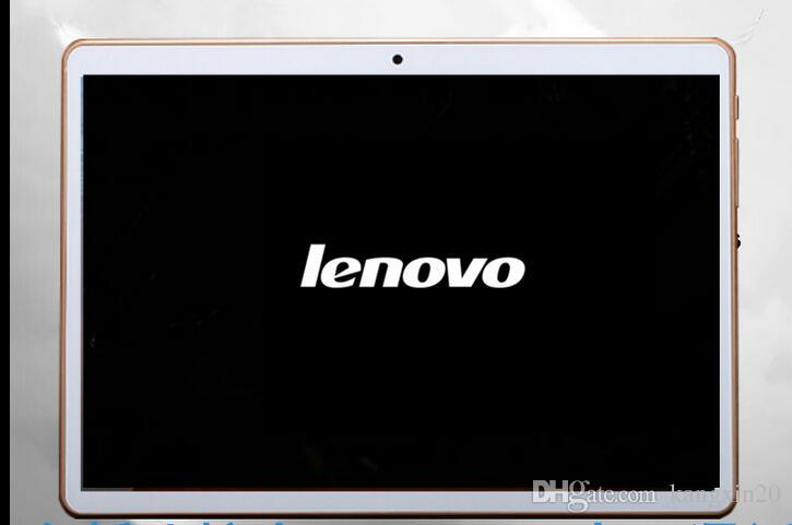 Lenovo 10.1 pouces 2560 * 1600 Tablette Android PC 4G ordinateur 64 Go ROM Bluet