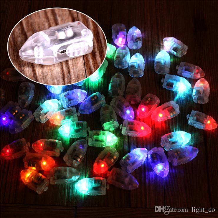 Ful led mini non blinking lights for paper lanterns