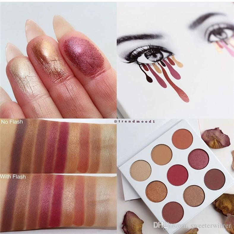Kylie Jenner Kyshadow Palette Burgundy Eyeshadow Of Your