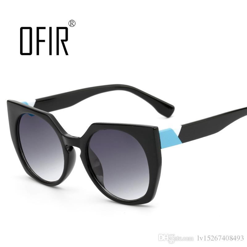 new sunglasses design  Ofir New Cats Eye Sunglasses For Men Women Fashion Sunglasses 2016 ...