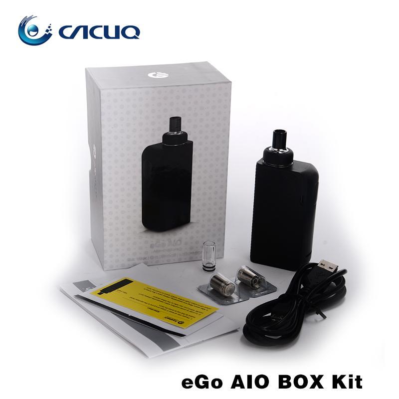 E cig battery sizes