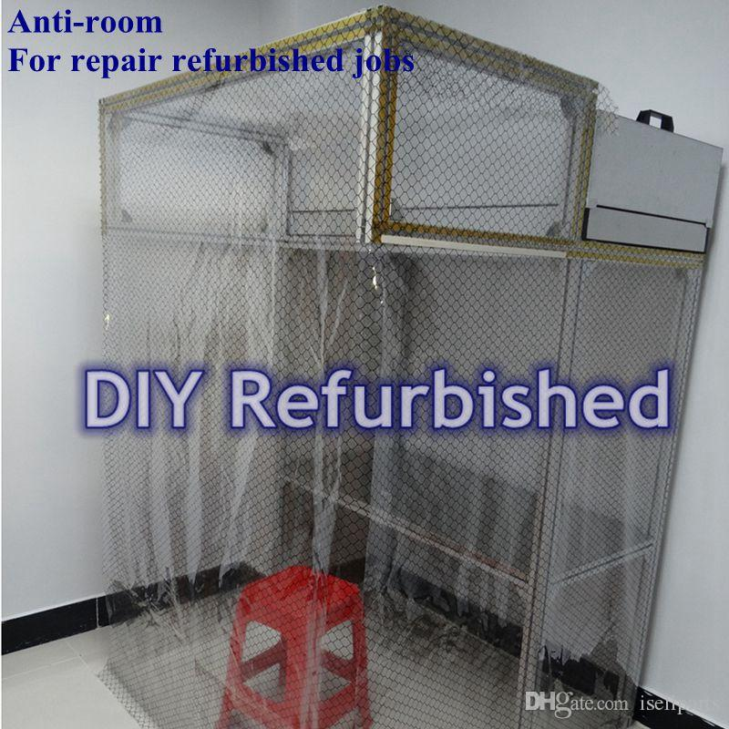 Anti Static Walls : Dry dust free room anti static full set for cleaning
