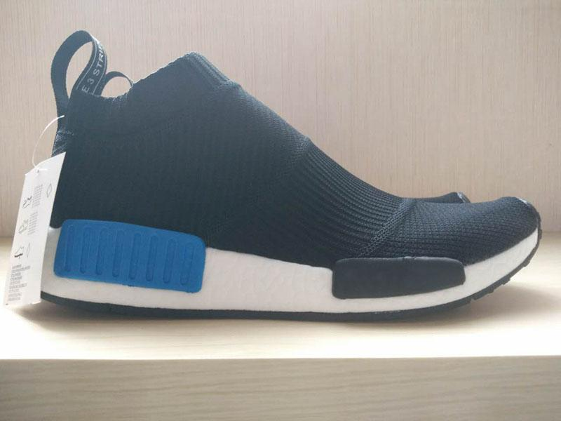 Cheap Adidas NMD XR1 Core Black Solar Red