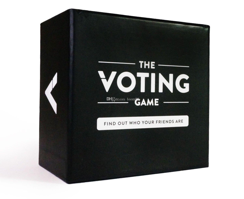 voting game adult party friends bpjkcxjc