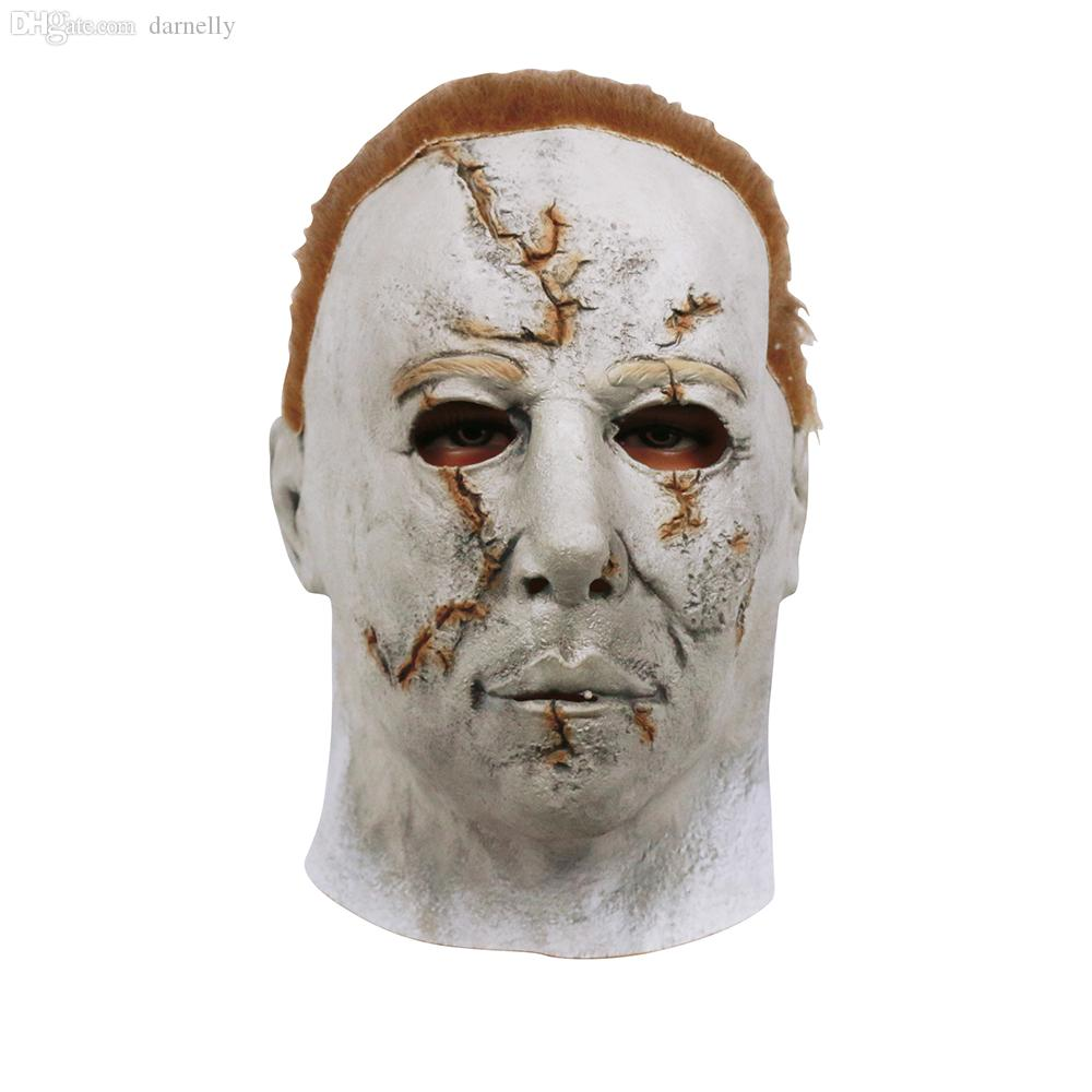 Wholesale-Hot Sale Halloween Cosplay Popular Michael Myers Mask ...