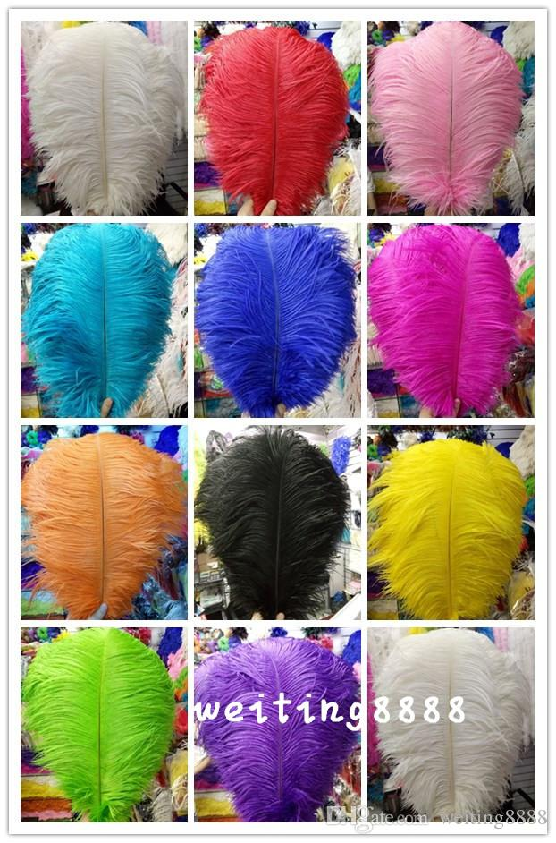 Best Selling 40 45 Cm Ostrich Feather For Wedding