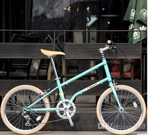 City Bike 20 Inch Leisure New And Fashion Light Steel Bike ...