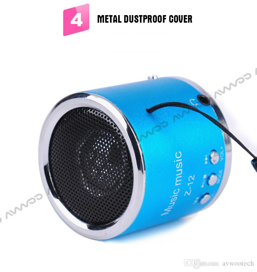 Lowest Price Mini Bluetooth Speaker S28 Metal Steel Wireless Smart Hands Hi Fi Speaker With Fm