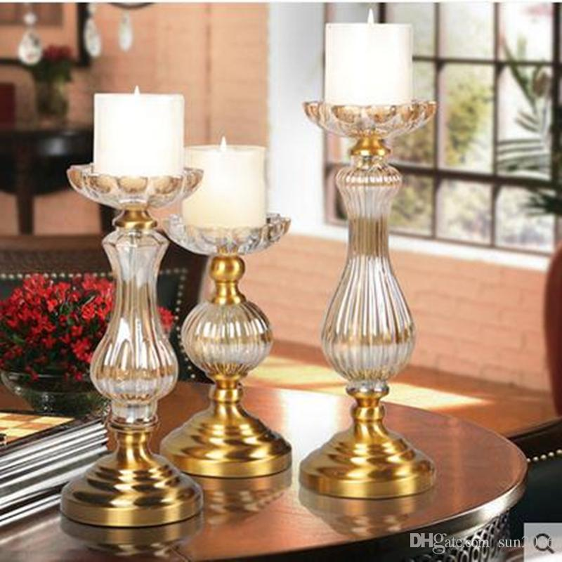 Christmas candle holder wedding candle holder creative for Arts and crafts candle sconces