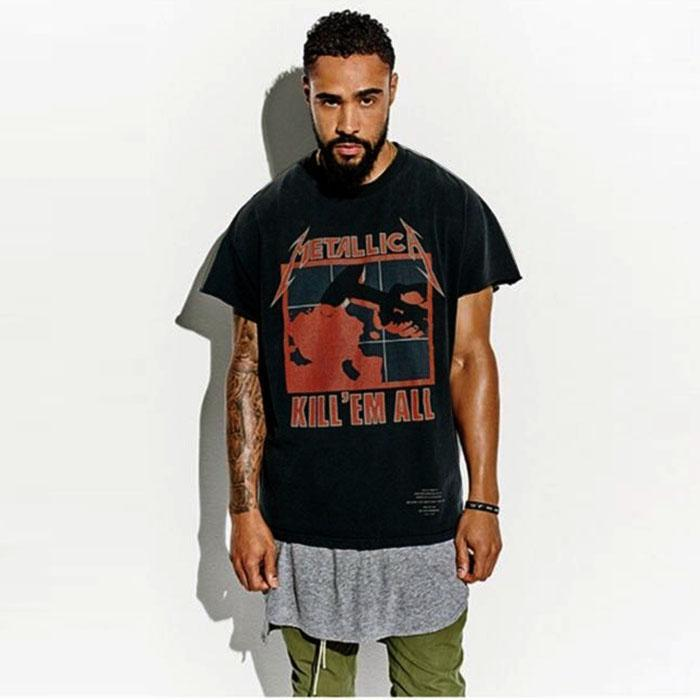Streetwear hiphop clothes hipster urban clothing kpop for Urban streetwear t shirts