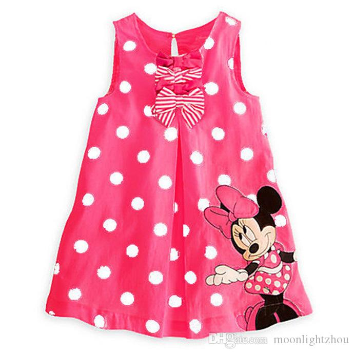 Discount Pink Polka Dot Dress Toddler | 2017 Pink Polka Dot Dress ...