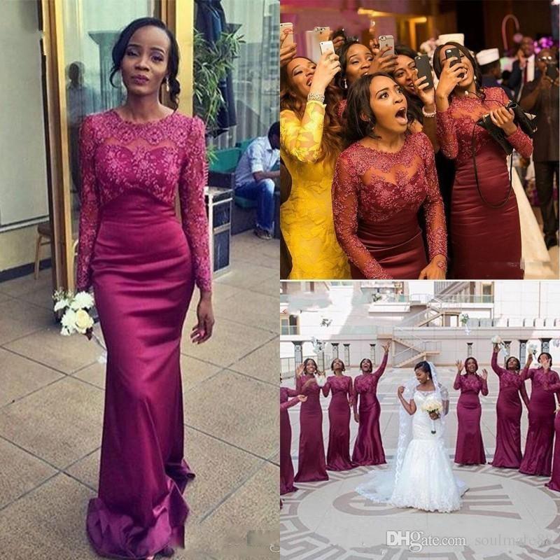 Dresses 2017 Lo... African Prom Dresses 2017