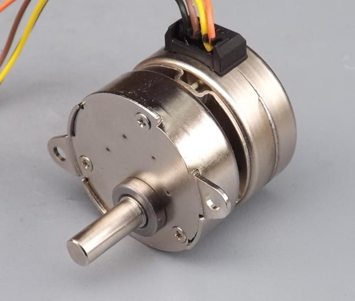 2017 35mm Moons Stepper Motor Full Metal Gear Box 2 Phase 4 Wire 7kg Cm Round Motor From Gflier
