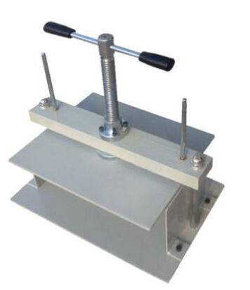 how to make a nipping press