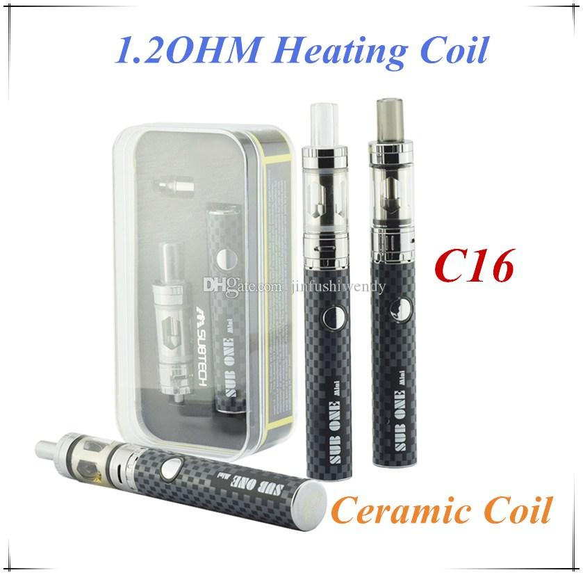 How does a blu electronic cigarette work