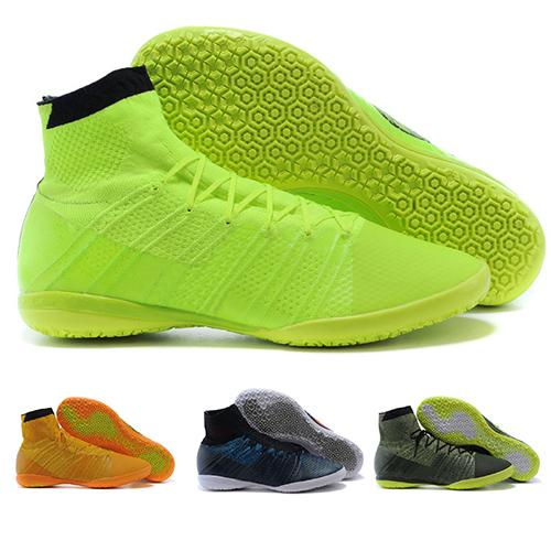 2017 Wholesale Original Branded Soccer Shoes Elastico Superfly Ic ...