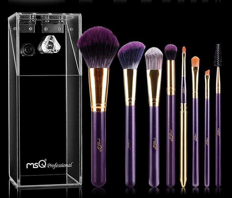 Luxury Professional Custom Logo Makeup Brushes Set; Economic Makeup Brush Set With Hot Makeup ...