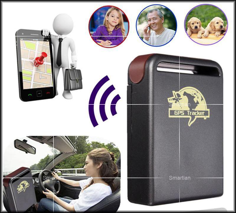 best wholesale free dhl car gps tracker gps gsm tk102 2 personal gps tracker with shock sensor. Black Bedroom Furniture Sets. Home Design Ideas