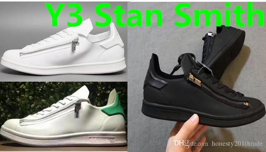 Stan Smith Y3 Zip