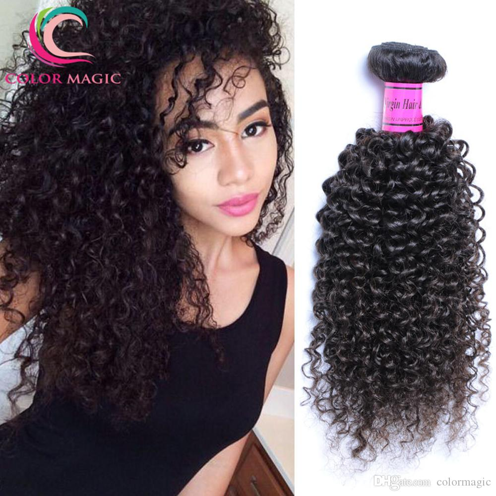 Pleasant 10A Grade Malaysian Curly Hair Weave Natural Black Color Perruque Hairstyle Inspiration Daily Dogsangcom