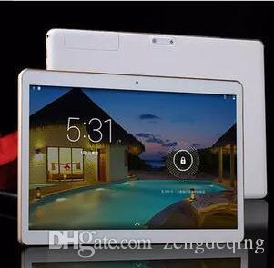 10.1tablet 2560 * 1600 8 core MTK6592 3G 4G tablette d'appel 4 Go / 32 Go double