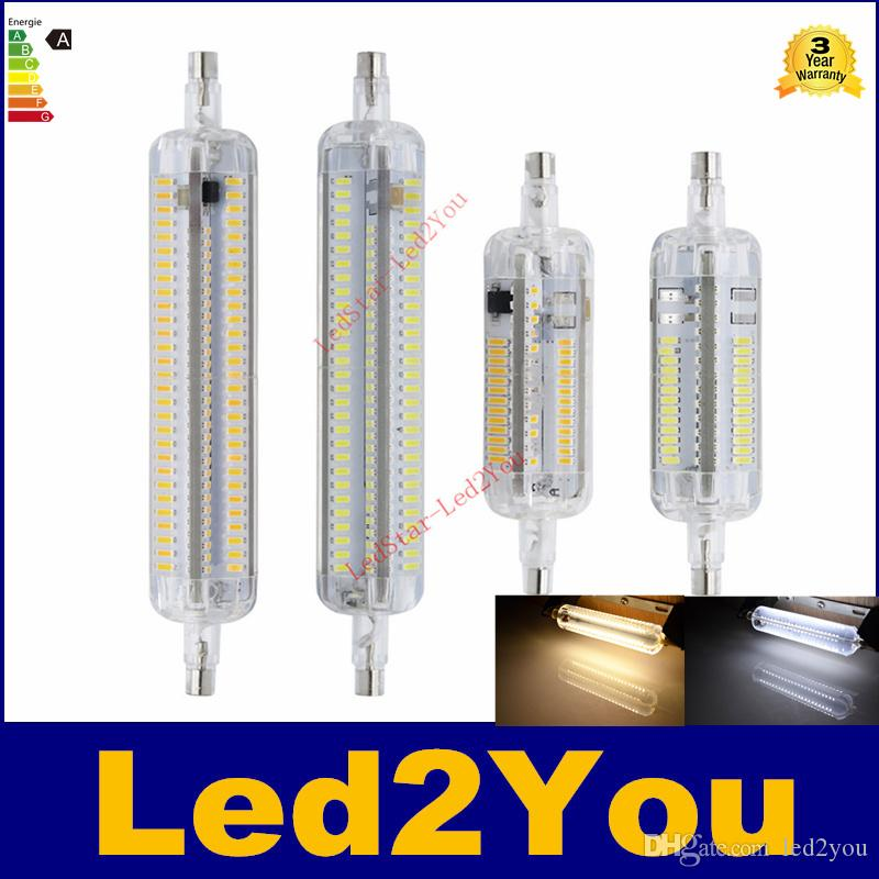 led r7s lights bulb 10w 78mm 20w 118mm smd3014 halogen flood lamp replacement r7s ac100 240v. Black Bedroom Furniture Sets. Home Design Ideas