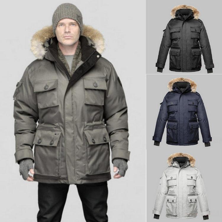 2017 Winter Quality Down Jacket Duck Down Jacket Men Outdoor Snow ...