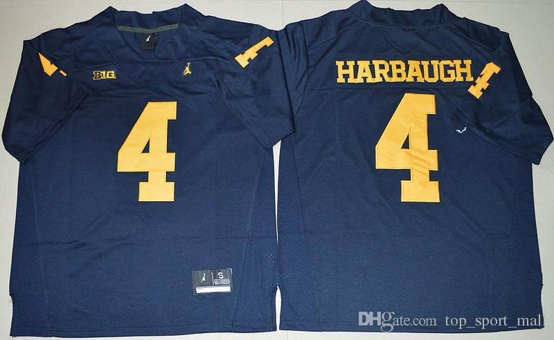 NCAA Michigan Wolverines Football 10 Tom Brady Collège Chandails 2 Charles Woods