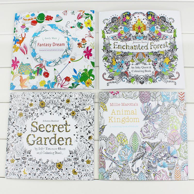 Discount 4 Design Secret Garden An Inky Treasure Hunt And
