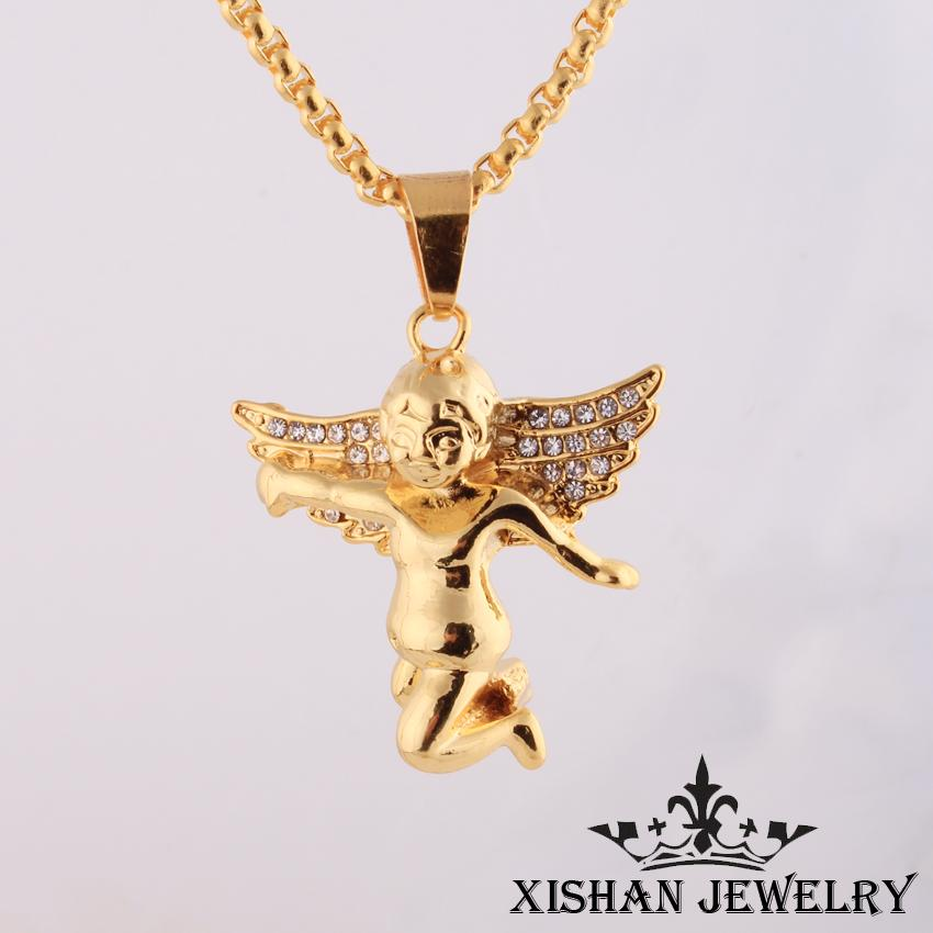 fashion hip hop jewelry for and 18k gold