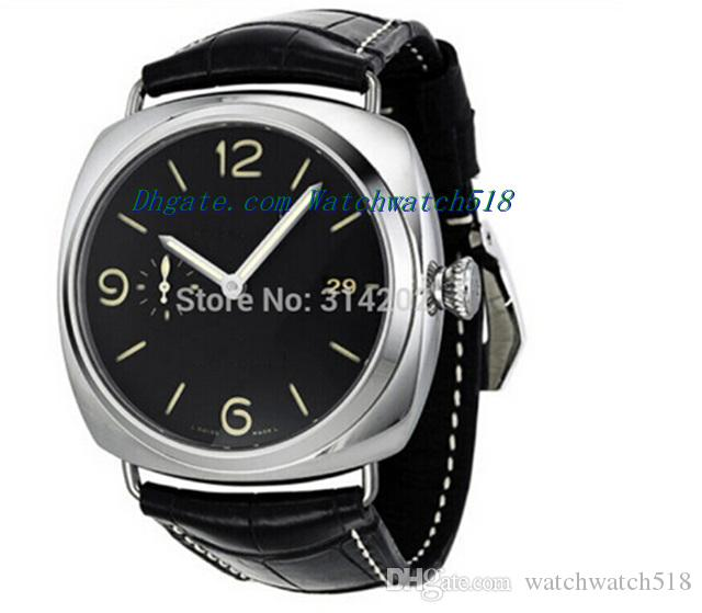 Top Quality Black Seal 3 Days Automatic Mens Watch 00388 ...