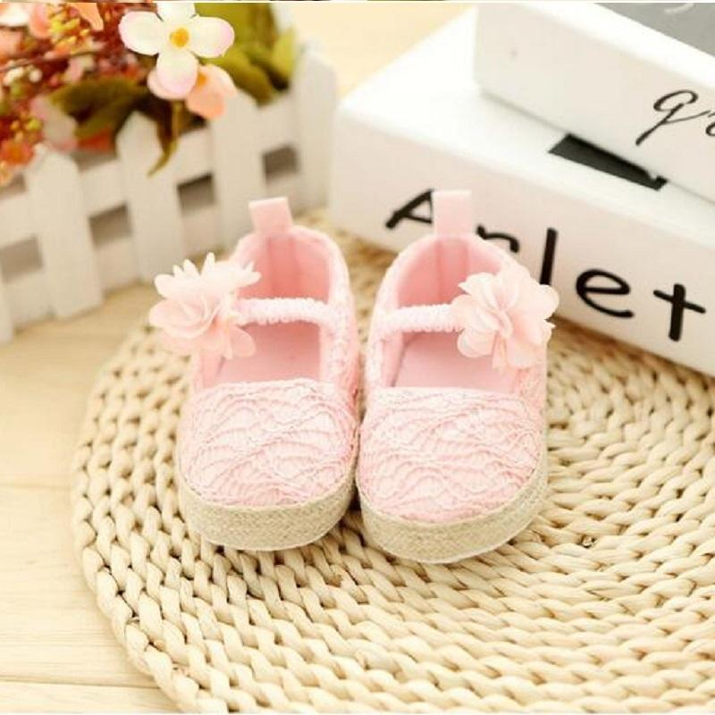 2017 2016 New Baby Shoes Baby Girl Shoes Beautiful Flower Toddler ...
