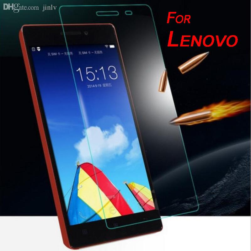 -Tempered Glass Screen Protector Lenovo P70 P780 S60 S660 S850 A328 A2010 K3 Note Vibe p1 Shot Phone Protective Film