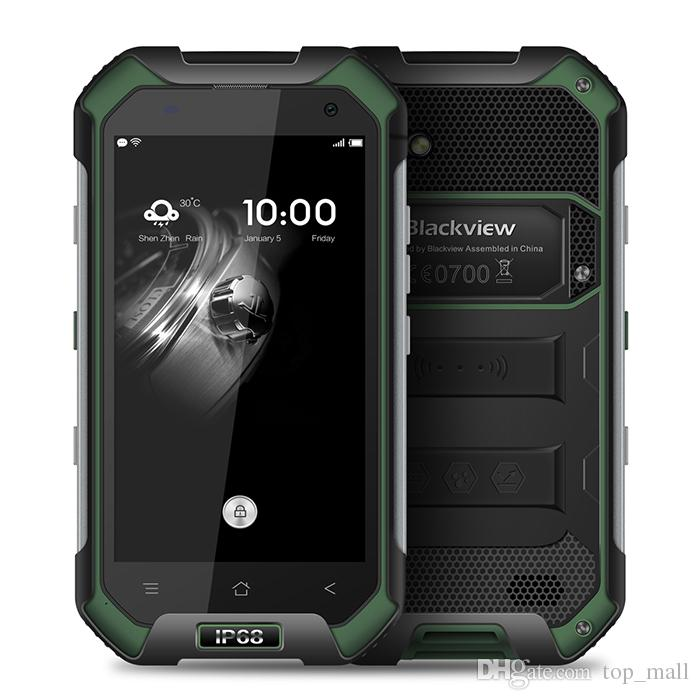 Blackview originale BV6000 Android 6.0 Octa de base 4G LTE étanche IP68 4,7 pouc