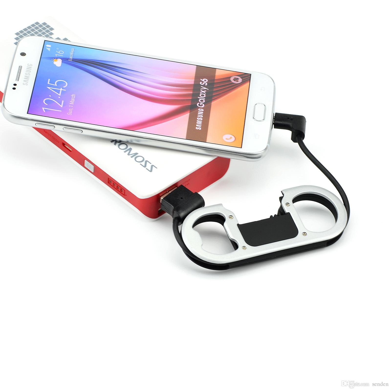 wholesale universal 3 in 1 bottle opener keychain with usb charging data sync cable carabiner. Black Bedroom Furniture Sets. Home Design Ideas