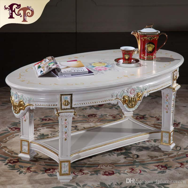 Antique Reproduction Furniture Manufacturer European Classic Coffee Table   Italian Coffee Table Versailles Sofa Classical Furniture Baroque Golden  Furniture ...