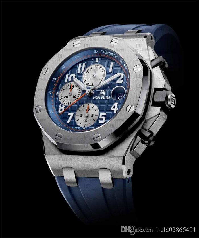 Didun Watches Men Luxury Brand Men Sports Watches Quartz
