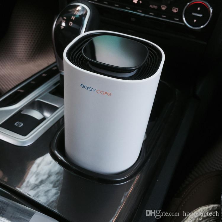 Car Air Purifier : New hot smart easycare car air purifier home