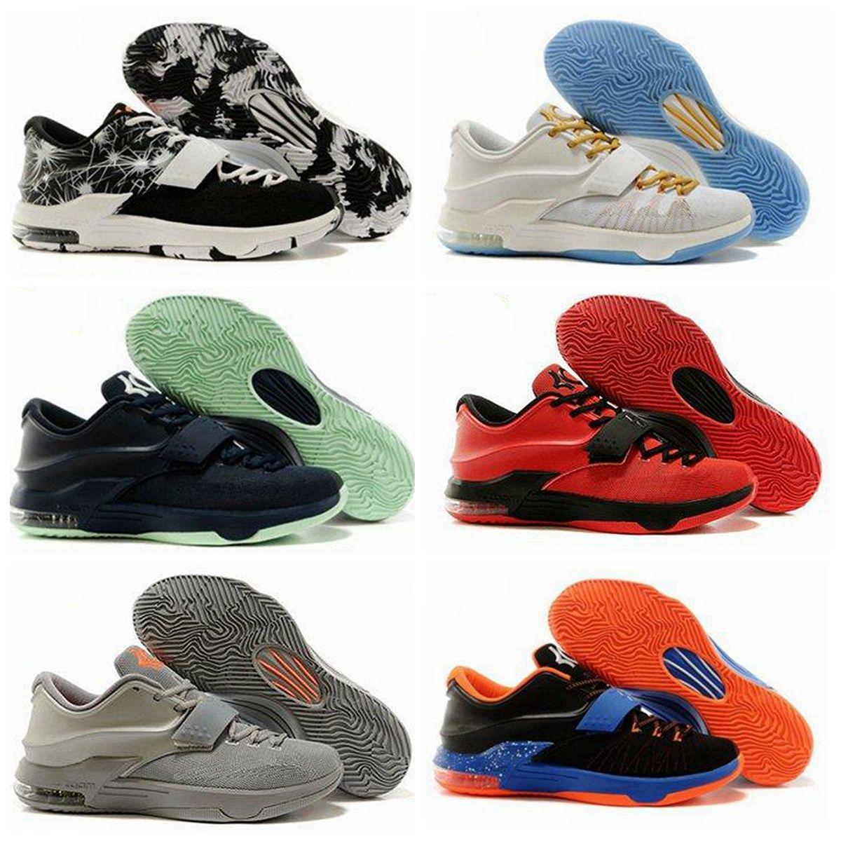 2016 new kevin durant kd 7 basketball shoe kd7 sports shoe