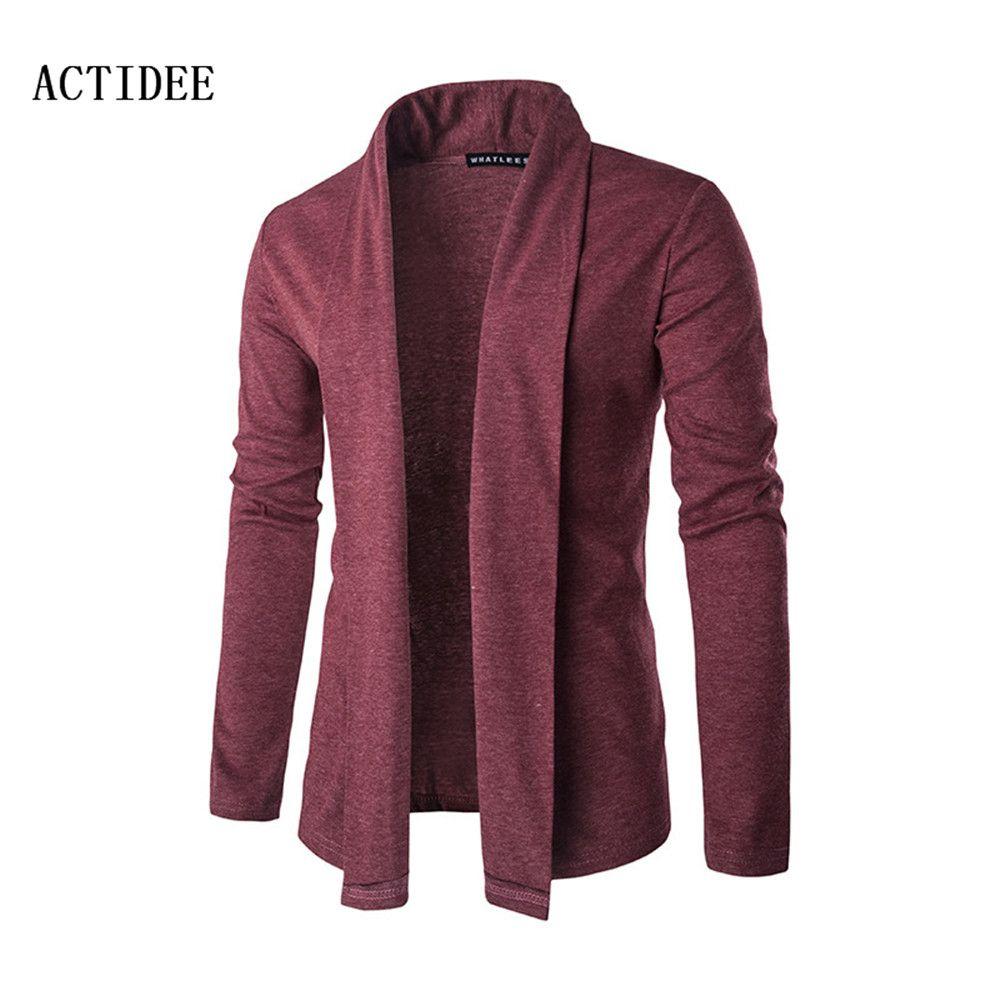2017 New ACTIDEE Spring Autumn Men Sweater Fashion US Europe Style ...